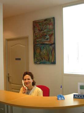 Marguerite, assistante du Dr Corinne SANSILVESTRI, Forcalqueiret