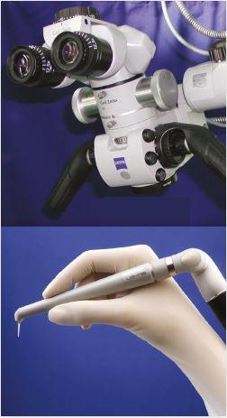 microchirurgie parodontale