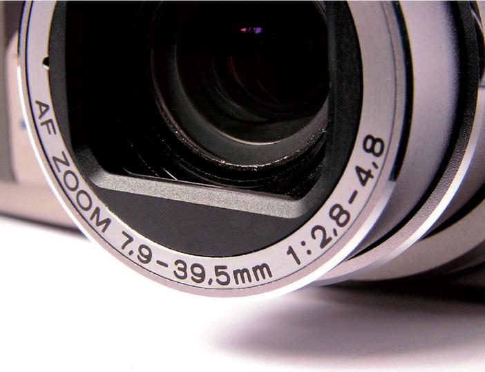 un vrai viseur optique