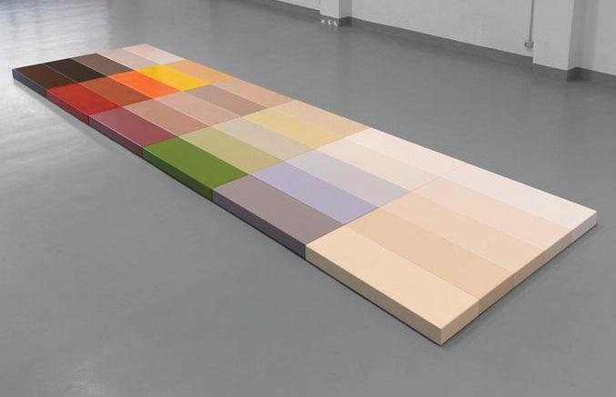 une infinite de couleurs
