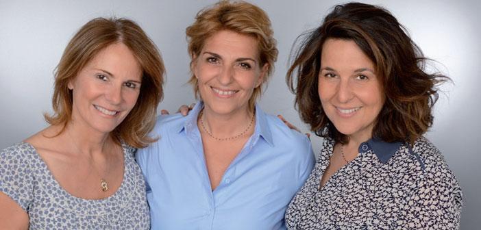 Marion-Fossorier-Sandrine-Benhamou-et-Caroline-Bismuth-co-fondatrices-de-Medical-Sophro-Exp