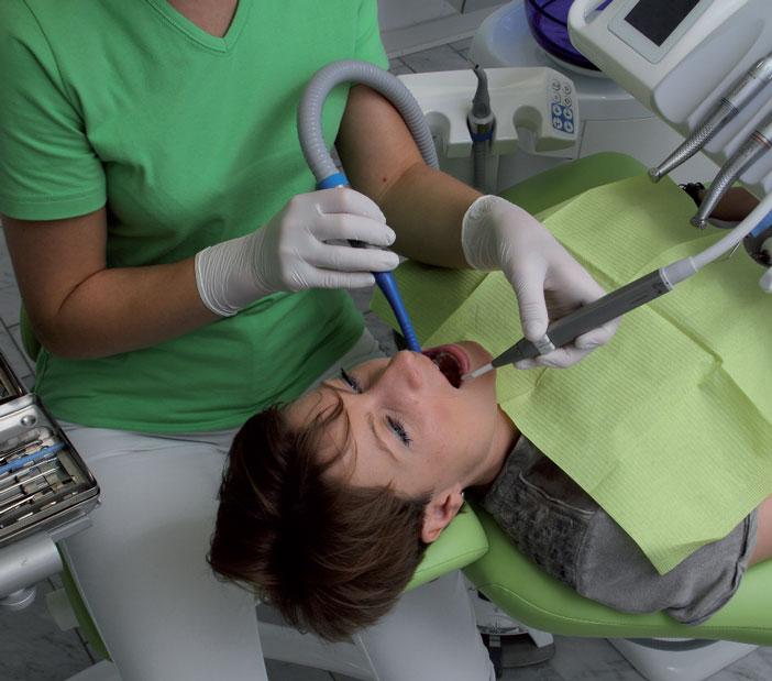 Rinçages à la bouche antimicrobiens