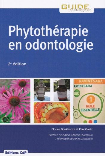 phytotherapie en odontologie