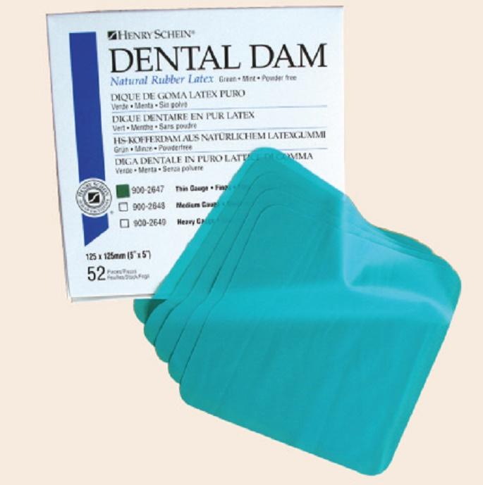 dental dam