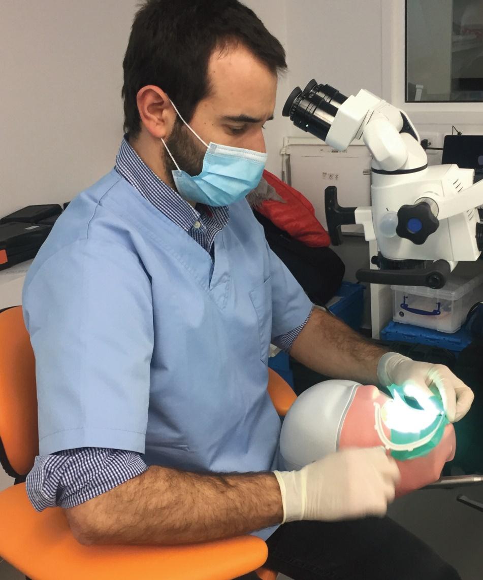 formation en endodontie