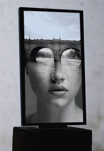 des murs interactifs