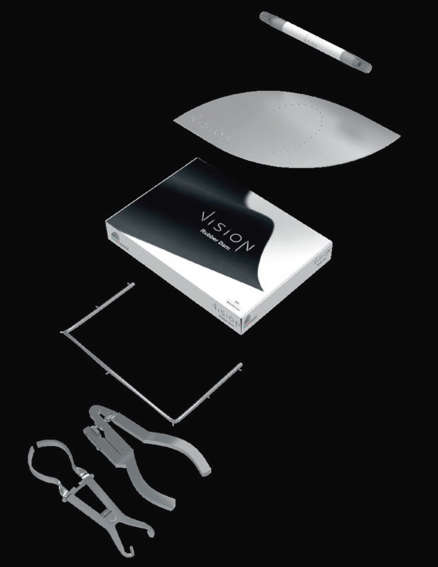 Vision the reinvented dental dam